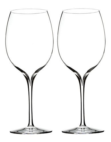 Waterford Wedgwood Elegance Pinot Grigio Wine Glass Pair-CLEAR-One Size