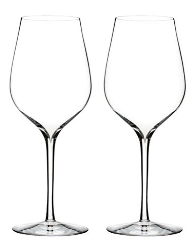 Waterford Wedgwood Elegance Sauvignon Blanc Wine Glass Pair-CLEAR-One Size