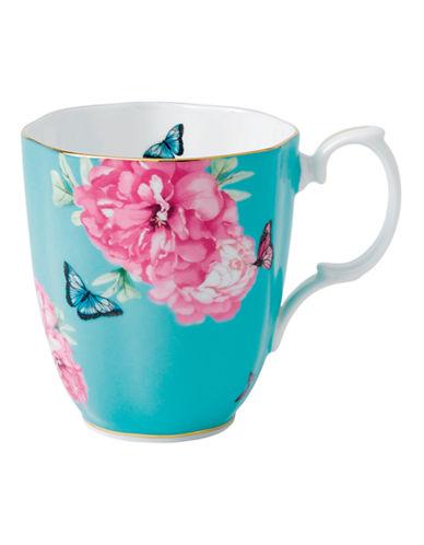 Royal Albert Miranda Kerr Friendship Mug Turquoise-TURQUOISE-One Size