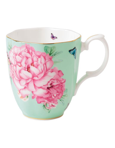 Royal Albert Miranda Kerr Friendship Mug Green-GREEN-One Size
