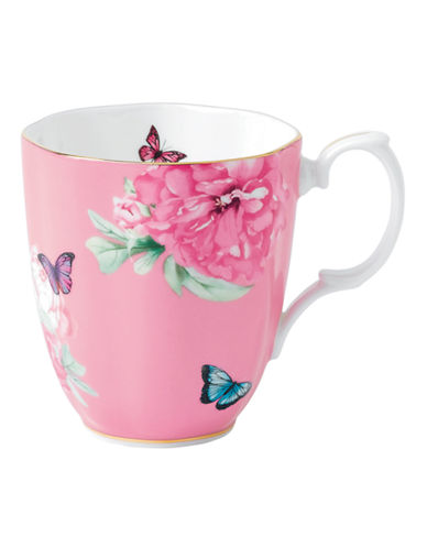 Royal Albert Miranda Kerr Friendship Mug Pink-PINK-One Size