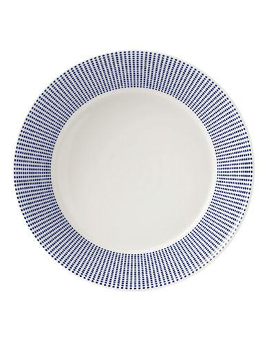 Royal Doulton Pacific Dots Pasta Bowl-BLUE-One Size
