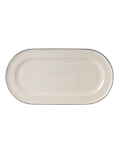 Gordon Ramsay Union Street Cream Serving Platter-CREAM-One Size