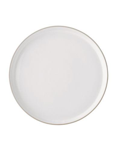 Vera Wang Vera Colour Round Platter-WHITE-One Size