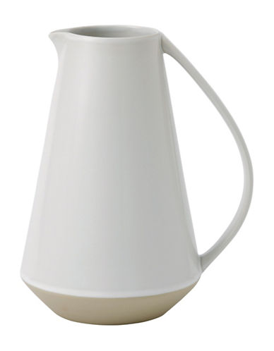 Ed Ellen Degeneres Crafted by Royal Doulton 9-Inch Jug-WHITE-One Size