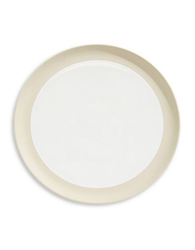 Ed Ellen Degeneres Glass Serving Platter-BEIGE-One Size