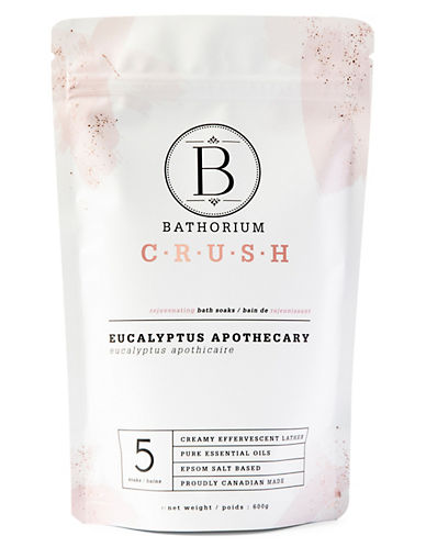 Bathorium Bathorium Eucalyptus Soak 5-NO COLOUR-One Size