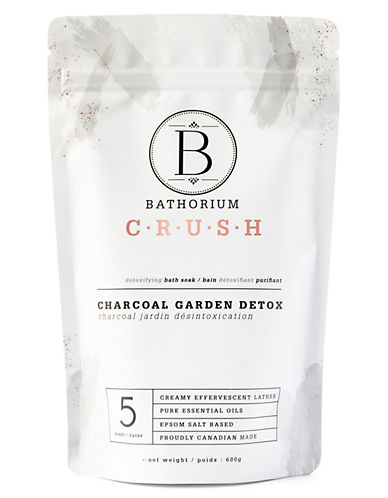 Bathorium Bathorium Charcoal Detox Soak 5-NO COLOUR-One Size