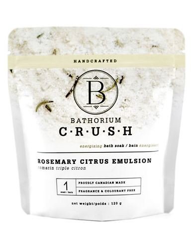Bathorium Bathorium Rosemary Citrus Soak-NO COLOUR-One Size