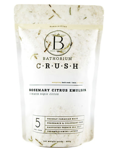 Bathorium Bathorium Rosemary Citrus Soak 5-NO COLOUR-One Size
