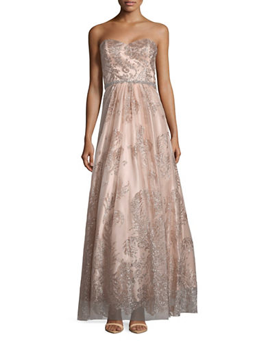 Cachet Embellished Strapless Gown-BLUSH-12