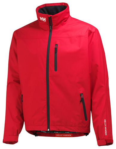 Helly Hansen Crew Midlayer Jacket-RED-Medium 88731578_RED_Medium