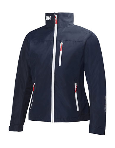 Helly Hansen Crew Midlayer Jacket-NAVY-Large 88244093_NAVY_Large