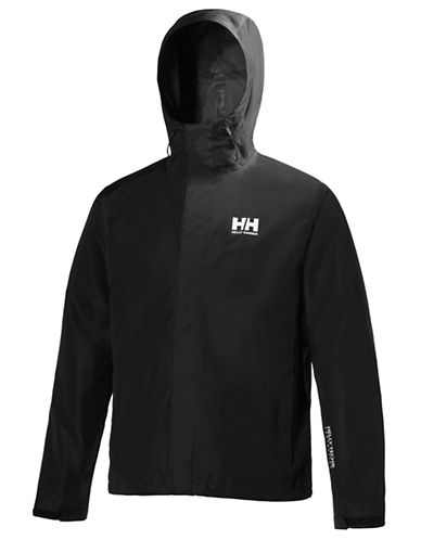 Helly Hansen Seven J Jacket-BLACK-Medium