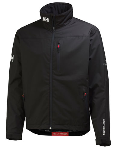 Helly Hansen Crew Midlayer Jacket-BLACK-X-Large 88315801_BLACK_X-Large