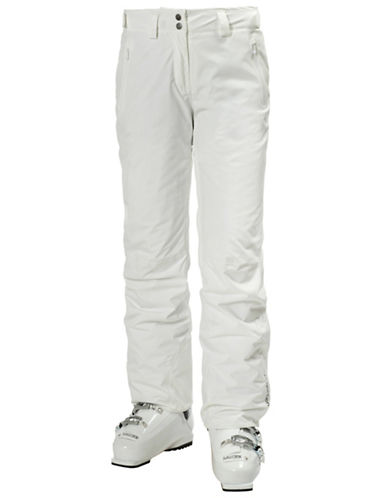 Helly Hansen W Legendary Pants-WHITE-Medium