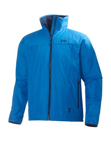 Helly Hansen Regulate Midlayer Jacket-BLUE-Small