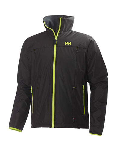 Helly Hansen Regulate Midlayer Jacket-BLACK-Medium