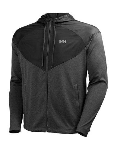 Helly Hansen Weather-Resistant Training Jacket-BLACK-Small 88589508_BLACK_Small