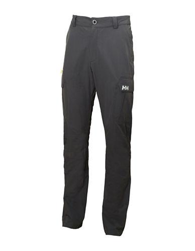 Helly Hansen Flat Front Cargo Pants-EBONY-32 88180119_EBONY_32