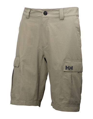 Helly Hansen Flat Front Cargo Shorts-CORNSILK-32 88180127_CORNSILK_32