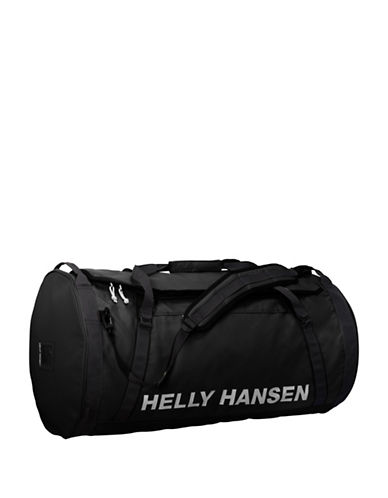 Helly Hansen Zip Duffel Bag-BLACK-One Size