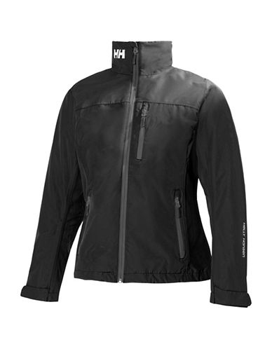 Helly Hansen Crew Midlayer Jacket-BLACK-Large 89511371_BLACK_Large