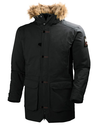 Helly Hansen Norse Waterproof Down-Fill Parka-BLACK-Large 87849267_BLACK_Large