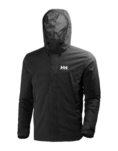 Helly Hansen Approach 3-in-1 Zip-Up Jacket-BLACK-X-Large 88589574_BLACK_X-Large