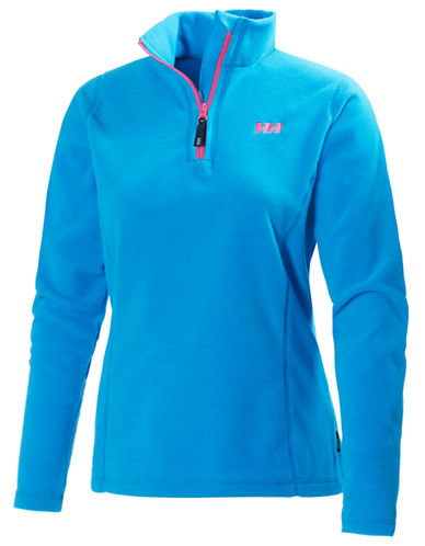Helly Hansen Daybreaker Half-Zip Fleece Pullover-BLUE-Medium 87816851_BLUE_Medium