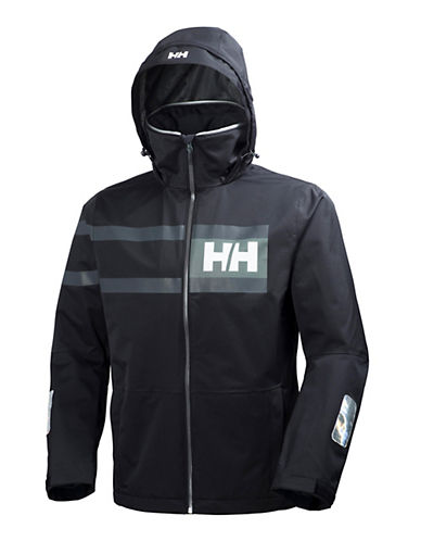 Helly Hansen Salt Power Jacket-BLACK-Large