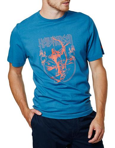 Helly Hansen Graphic Logo T-Shirt-BLUE-Small 88180208_BLUE_Small