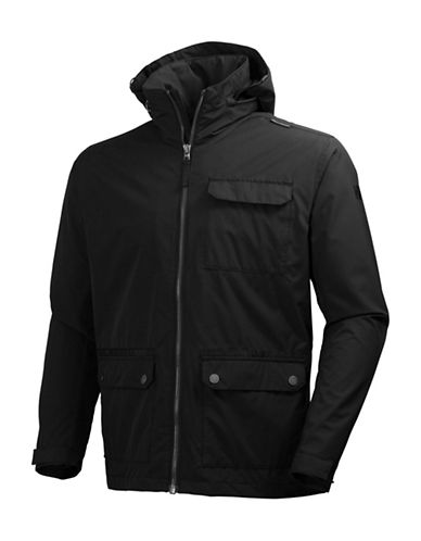 Helly Hansen Weather Protective Jacket-BLACK-XX-Large 89002977_BLACK_XX-Large