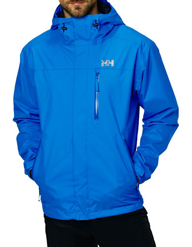Helly Hansen Vancouver Rain Jacket-BLUE-Medium 88589597_BLUE_Medium