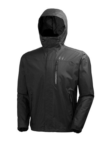 Helly Hansen Vancouver Rain Jacket-BLACK-Medium 88589592_BLACK_Medium