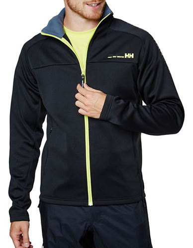 Helly Hansen HP Fleece Jacket-BLACK-XX-Large 89002883_BLACK_XX-Large