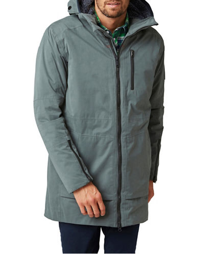 Helly Hansen Njord Winter Parka-ROCK-Medium