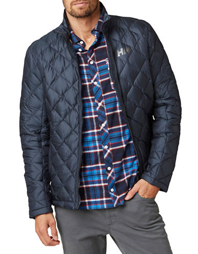 Helly Hansen Oslo Quilted Down Jacket-NAVY-Large 88589556_NAVY_Large