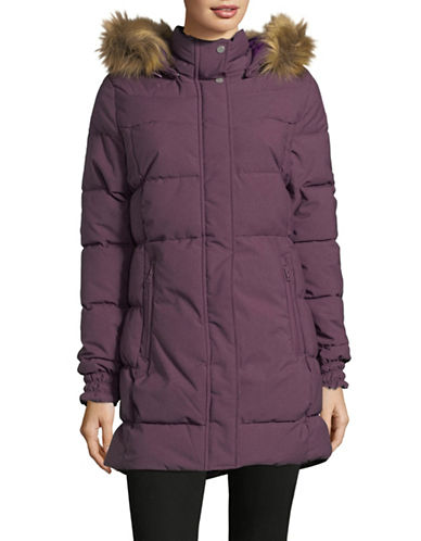 Helly Hansen Blume Puffy Parka-VIOLET-Small