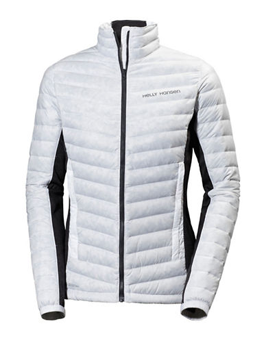 Helly Hansen Verglas Hybrid Insulator Jacket-WHITE-Medium 88610061_WHITE_Medium