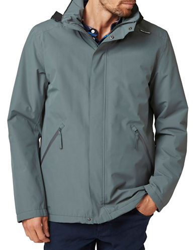 Helly Hansen Royan Insulated Rain Jacket-GREY-X-Large 88523096_GREY_X-Large