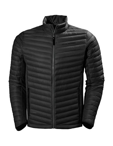 Helly Hansen Verglas Hybrid Insulator Jacket-BLACK-X-Large 88589609_BLACK_X-Large