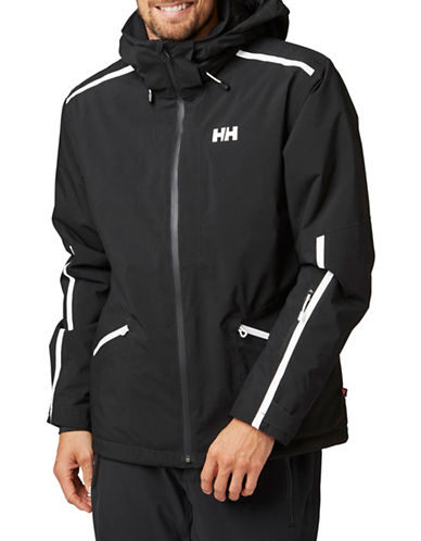 Helly Hansen Vista Ski Jacket-BLACK-X-Large 88589629_BLACK_X-Large