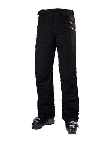 Helly Hansen Legendary Tall Ski Pants-BLACK-Small 88684662_BLACK_Small