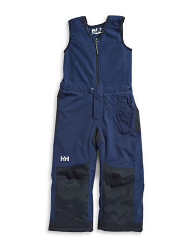 Helly Hansen Bib Snow Pants-BLUE-7
