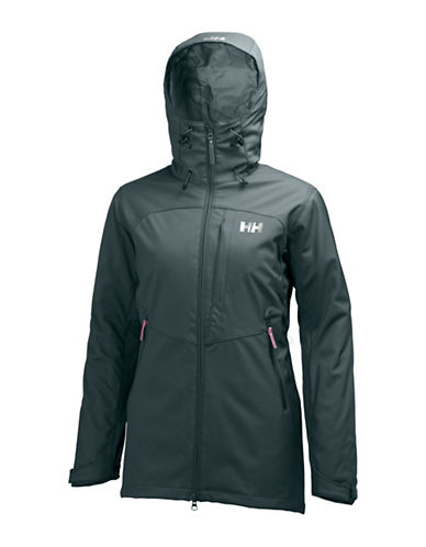Helly Hansen Paramount Insulated Softshell Jacket-ROCK-Large