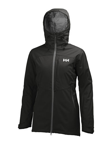 Helly Hansen Paramount Insulated Softshell Jacket-BLACK-X-Large 88610078_BLACK_X-Large