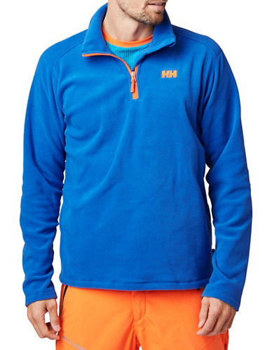 Helly Hansen Daybreaker Fleece Pullover-BLUE-XX-Large