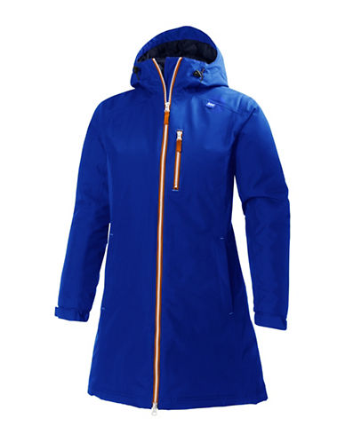 Helly Hansen Long Belfast Insulated Winter Jacket-BLUE-X-Small 88610054_BLUE_X-Small
