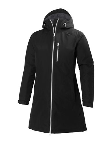 Helly Hansen Long Belfast Insulated Winter Jacket-BLACK-Medium 88610036_BLACK_Medium